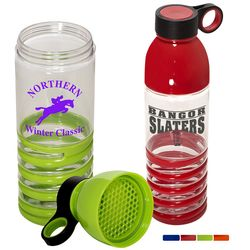 24 oz Dishwasher-Safe Easy Flow Filtration Water Bottle