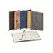 """8.25"""" x 5.5"""" Soft Cover Journal with Diamond Textured Cover"""