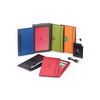 Faux Leather RFID Credit Card and Phone Wallet with Universal Power Bank