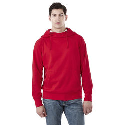 Quick Ship MEN'S Ultra Soft Fleece Pullover Hoodie Sweatshirt with Thumbholes - BETTER