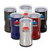 Clever 3-in-1 Insulator with Screw-On Lid is a Tumbler, Bottle AND Can Cooler with Optional Raised Full Color Printing