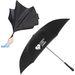 "Inversion Umbrella Opens and Closes Inside-Out! - 48"" Auto-Close (29.5"" Folded)"
