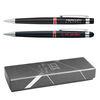Cutter & Buck® Imperial Ballpoint Stylus Pen Set (Separate Tips)