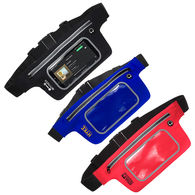 Activity Waist Pack with Touch-Through Access for Phones