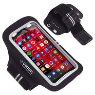 Activity Arm Band Pack with Touch-Through Access for Phones