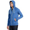 New Era® Mens Buttery Soft Sueded Cotton Full-Zip Hoodie