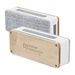Executive Wood and Fabric Bluetooth Speaker
