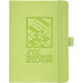 """5"""" x 7"""" Bound Colorful Hard Cover Journal with Pen Loop - BASIC"""
