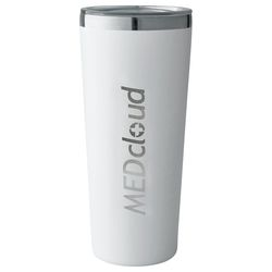 22 oz Stainless Steel Vacuum Insulated Hot/Cold Tumbler