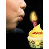 Birthday Song Cupcake with Blow Sensor