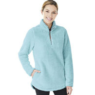 Charles River® Ladies' Teddy Bear Fleece Pullover