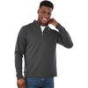 Quick Ship MEN'S Lightweight Half Zip Sweater