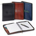 """6.5"""" x 9"""" Refilable Padfolio with Spiral Journal and RFID Protection"""