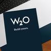Glossy Pocket Folder with 1-Color Imprint