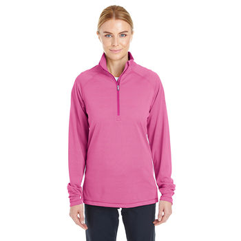 Under Armour® Ladies' Tech Stripe Pullover