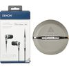 *NEW* Denon® Wired Earbuds with Music Control