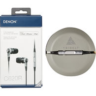 Denon® Wired Earbuds with Music Control