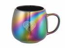*NEW* 15 oz Iridescent Ceramic Mug