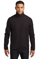 *NEW* OGIO® Men's Trax Jacket with Grid Pattern and Stretch Side Panels