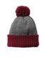 *NEW* New Era® Warm Fleece-Lined Colorblock Cuffed Beanie