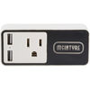 *NEW* Wi-Fi Smart Plug with 2 USB Outlets & Light Up Logo Allows you to Control Your Devices from Anywhere!