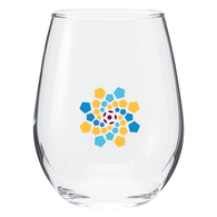 12 oz Stemless Wine Glass