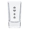 2.8 oz Glass Shot Glass Shooter