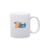 11 oz Basic C-Handle Ceramic Mug
