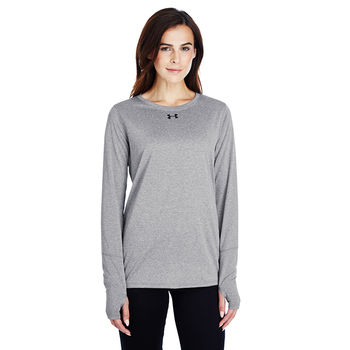 Under Armour® Ladies' Long Sleeve Locker T-Shirt 2.0