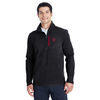 *NEW* Spyder® Men's Transport Quarter-Zip Fleece Pullover