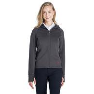 Spyder® Ladies' Hayer Full-Zip Z Hooded Fleece Jacket