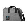 *NEW* Innovative Snow Canvas Lay-Flat Overnight Suitcase Laptop and Shoulder Bag