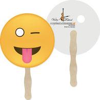 Emoji Hand Fan