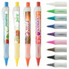 *NEW* QUICK SHIP Vision Brights Frost Pen with Full Color Wrap Around Imprint
