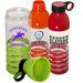 24 oz Dishwasher-Safe Easy Flow Filtration Water Bottle