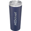*NEW* 22 oz Copper Insulated Vacuum Tumbler with Powder Coated Finish