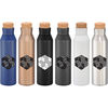 *NEW* 20 oz Copper Insulated Vacuum Bottle with Cork Lid