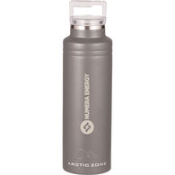 Arctic Zone® 20 oz Copper Insulated Bottle with Powder Coated Finish