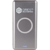 *NEW* Qi Certified Wireless Charging 10000 mAh Power Bank with Light-Up Logo - BEST