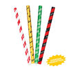*NEW* Paper Drinking Straw - OVERSEAS (Longer Production Time)