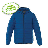 Quick Ship LADIES' Hooded Insulated Jacket