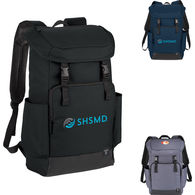 Colored Commuter Computer Backpack Holds Up To 15