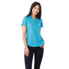 *NEW* Quick Ship LADIES' Wicking Polo is Snag Resistant with UV Protection (Better)