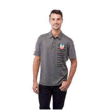 "Quick Ship MEN'S Wicking ""Not-So-Polo"" Polo has Cooling Fabric and is Snag Resistant with UV Protection - BEST"