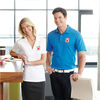 *NEW* Quick Ship LADIES' Slub Jersey Polo - Best