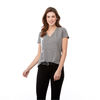 *NEW* Quick Ship LADIES' Triblend V-Neck T-Shirt