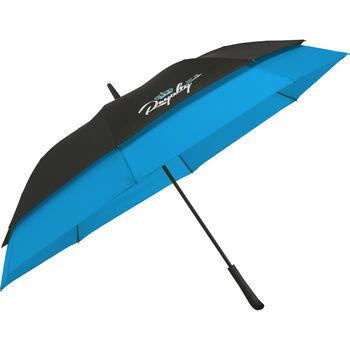 "46"" to 58"" Arc Expanding Auto-Open Umbrella (32"" folded)"