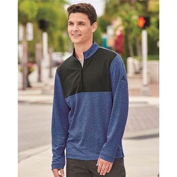 *NEW* Adidas® MEN'S Lightweight UPF Pullover