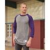 *NEW* Champion® Adult Raglan Baseball T-Shirt