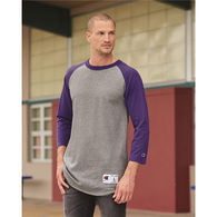 *NEW* Champion® Adult Raglan Baseball T-Shirt